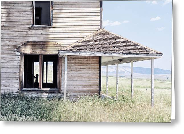 Mary's House Greeting Card by Alison Sherrow I AgedPage