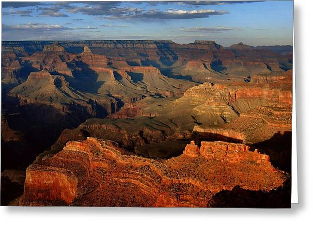 Mather Point - Grand Canyon Greeting Card