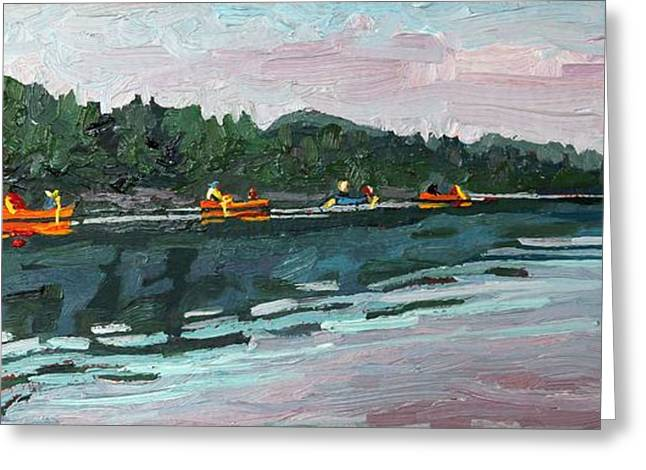 Mattawa Morning Greeting Card