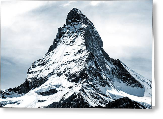 Matterhorn Greeting Card