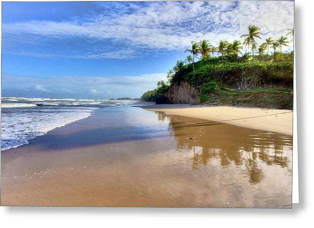 Mayaro Beach Trinidad Greeting Card