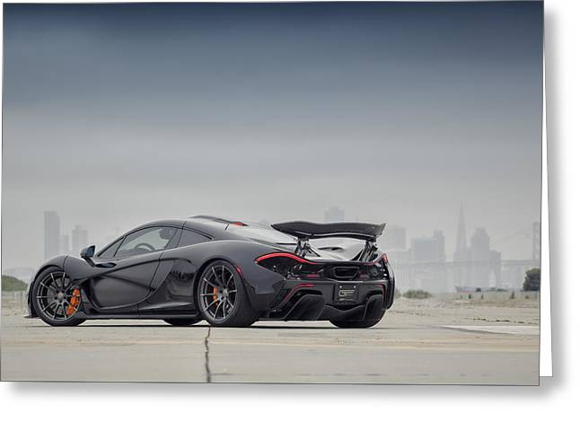 #mclaren Mso #p1 Greeting Card