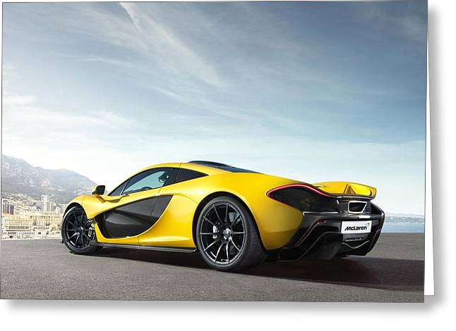 Mclaren P1 Greeting Cards Page 5 Of 12 Fine Art America