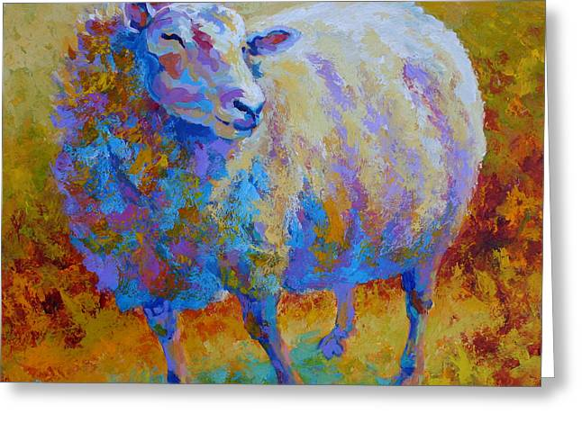 Me Me Me - Sheep Greeting Card