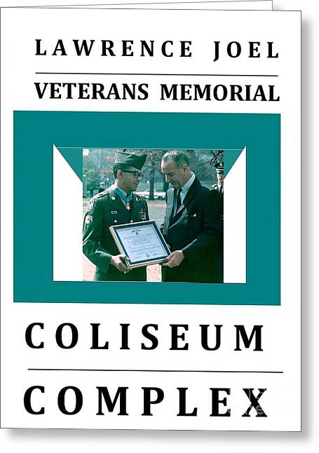 Brigade Greeting Cards - Medal Of Honor Museum Exhibit Greeting Card by Lawrence Joel