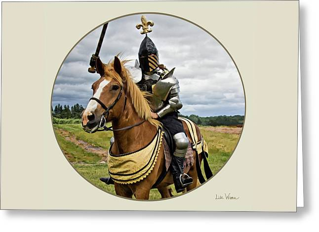 Medieval And Renaissance Greeting Card