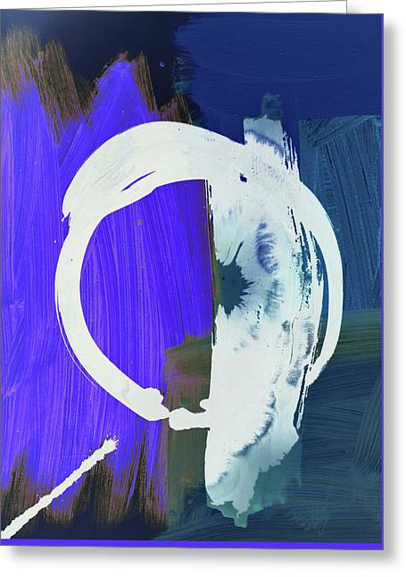 Meditation, White Enso, The Breakthrough Greeting Card