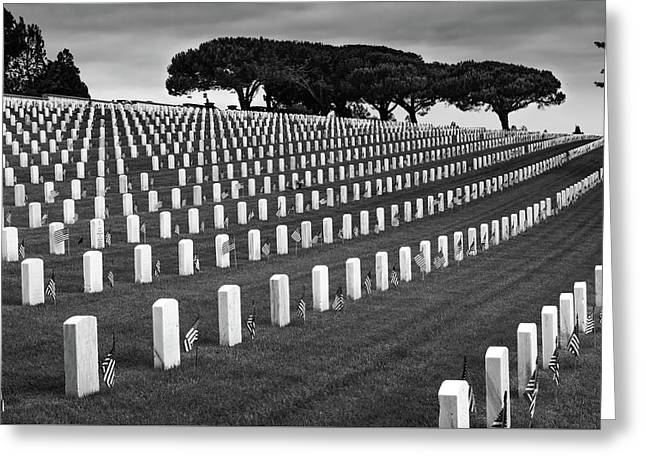 Memorial Day 2016 - Fort Rosecrans Greeting Card