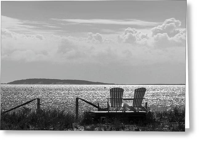 Greeting Card featuring the photograph Memories Of The Cape by Michelle Wiarda