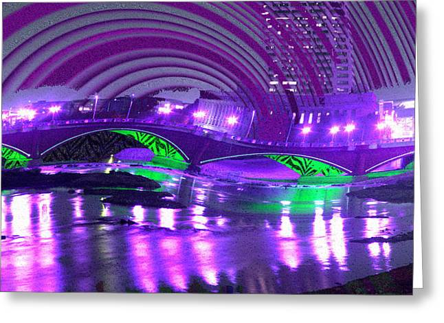 Greeting Card featuring the digital art Memory 2142 by Brian Gryphon