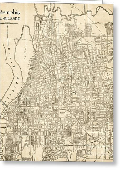 Memphis Tennessee City Map Memphis Tennessee EtsyBest - Tennessee cities map