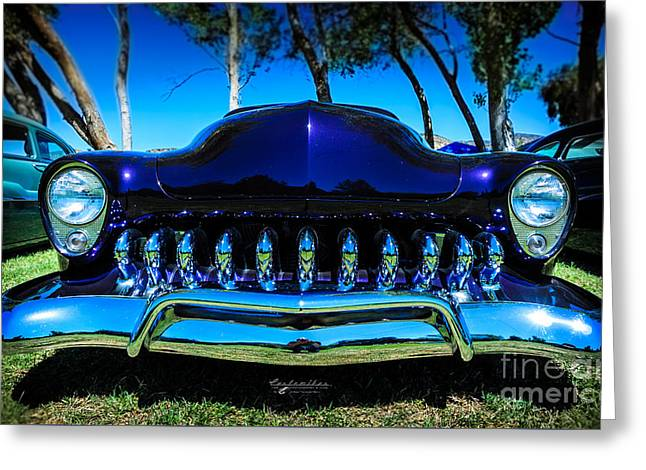 Mercury Mouthful Greeting Card by Customikes Fun Photography and Film Aka K Mikael Wallin