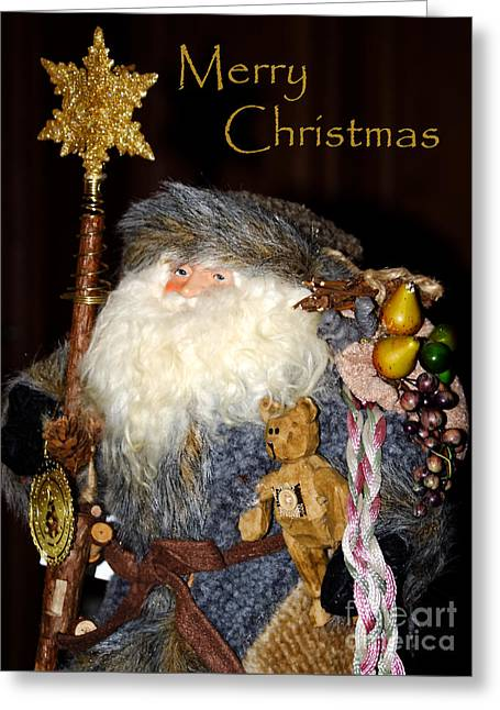 Greeting Card featuring the photograph Merry Christmas by Adrian LaRoque