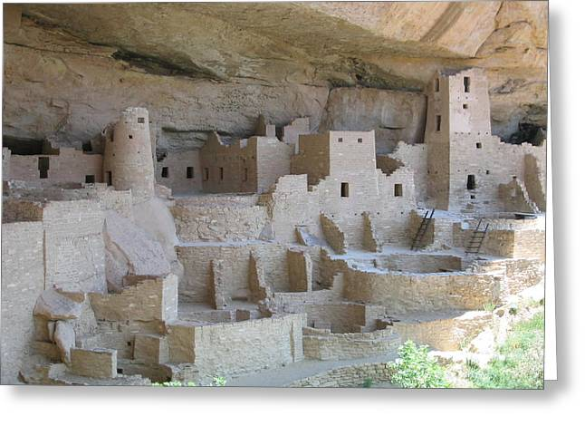 Mesa Verde Community Greeting Card