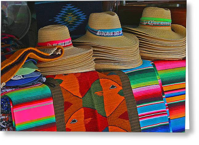 Mexican Hat Dance Greeting Card