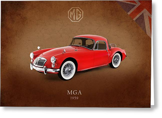 Mga 1959 Greeting Card