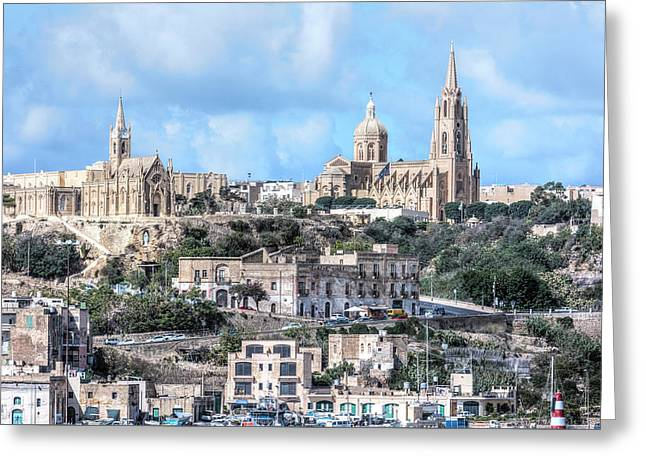 Mgarr - Gozo Greeting Card
