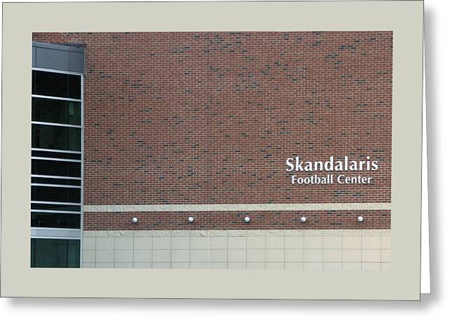 Michigan state spartans greeting cards page 6 of 8 fine art america michigan state university skandalaris football center signage greeting card m4hsunfo Images