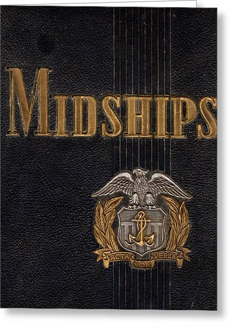 Midships Summer 1944 Greeting Card