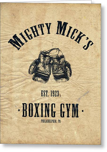 Mighty Micks Greeting Card