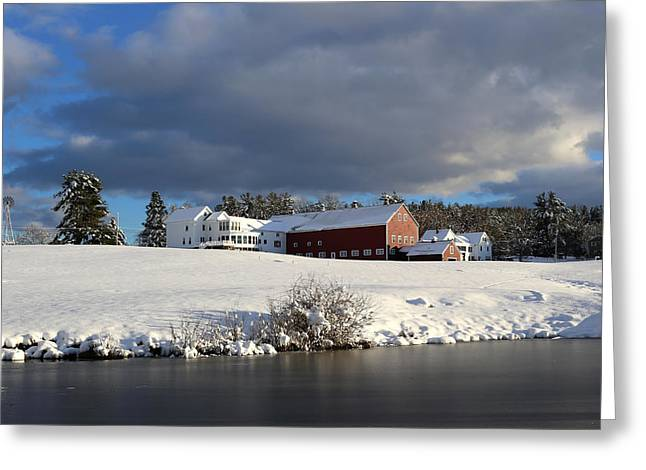 Milford Winter Greeting Card