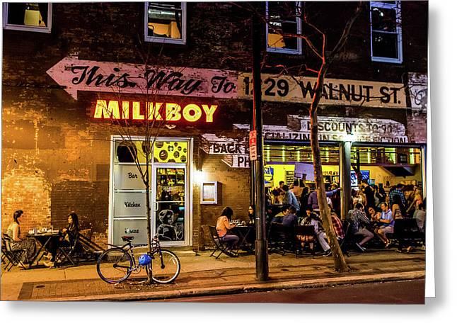 Milkboy - 1033 Greeting Card