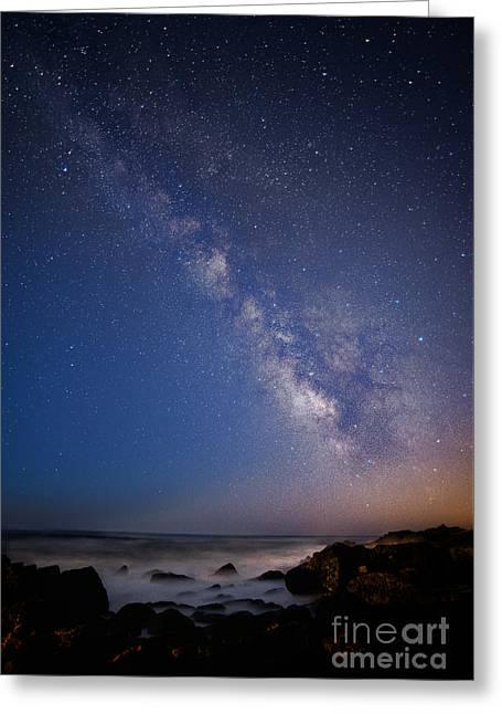 Milky Way Dream 1 Greeting Card