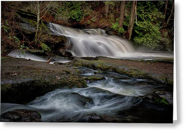 Millstone River Greeting Card