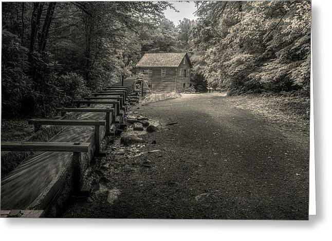 Mingus Mill 3 Greeting Card by Mike Eingle