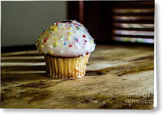 Mini Cupcakes 3 Greeting Card