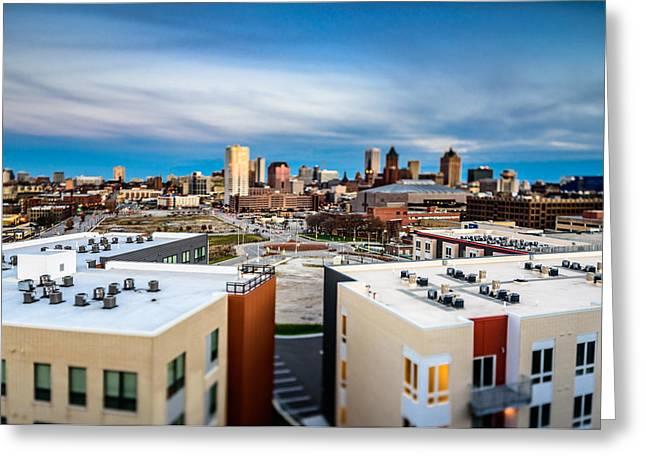 Miniature Milwaukee Greeting Card