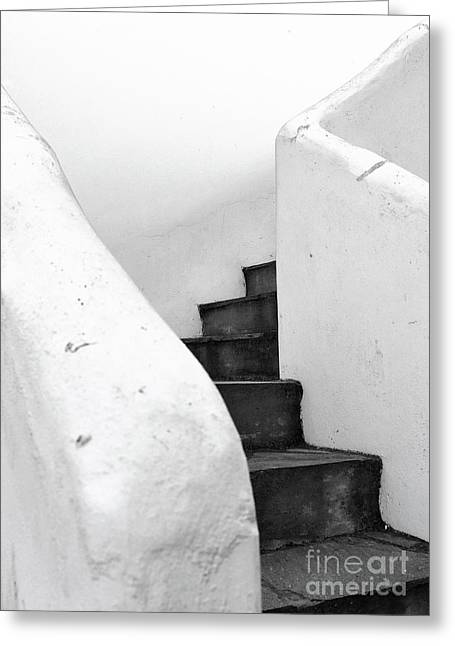 Minimal Staircase Greeting Card