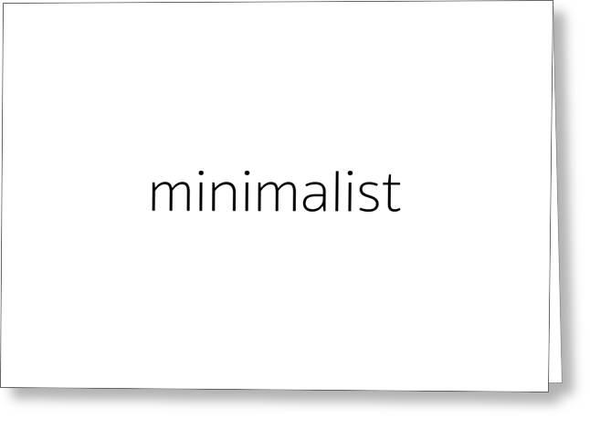 Minimalist Greeting Card