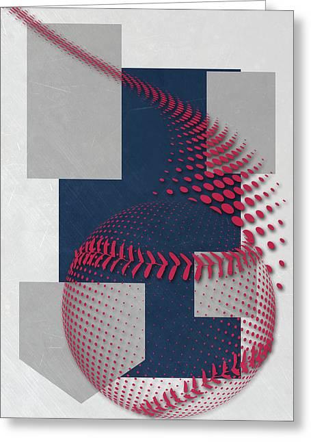 Minnesota Twins Art Greeting Card