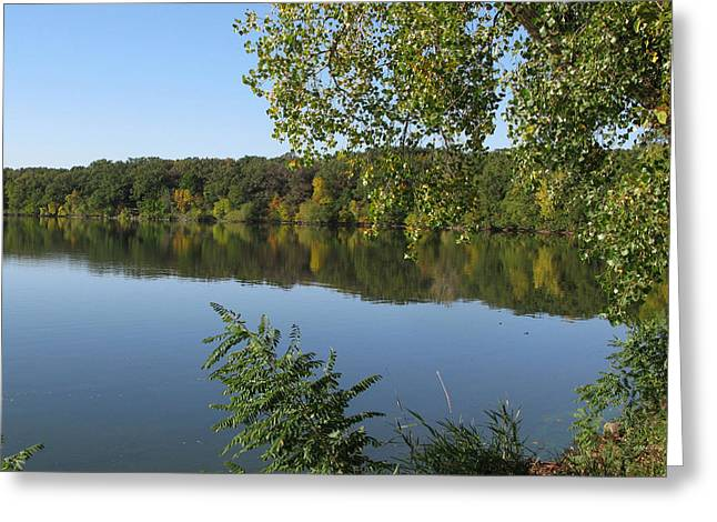 Minnewashta  Greeting Card by Gary Gunderson