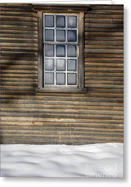 Minute Man National Historical Park In Lincoln Massachusetts Usa Greeting Card by Erin Paul Donovan