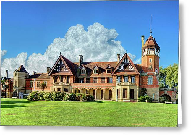 Miramar Palace - San Sebastian  Greeting Card