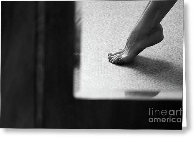Mirror #6991 Greeting Card