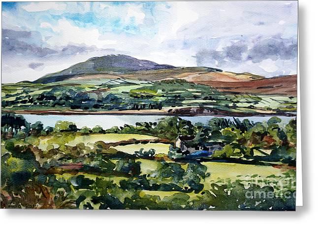 Mizen View County Cork Greeting Card