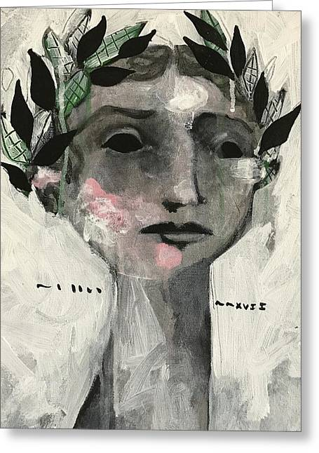 Mmxvii Life And Immortality  Greeting Card
