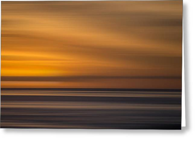 M'ocean 25 Greeting Card by Peter Tellone