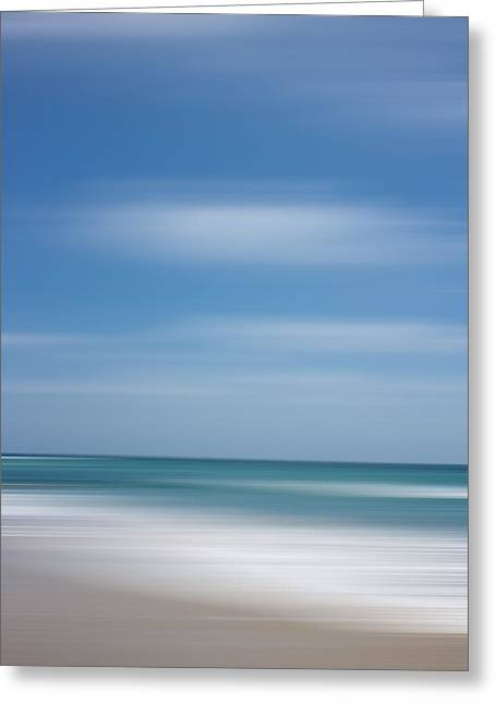 M'ocean 26 Greeting Card by Peter Tellone