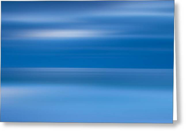 M'ocean 9 Greeting Card by Peter Tellone