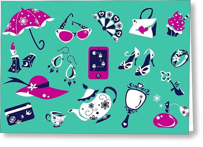 Moda Abbigliamento Donna - Borse E Scarpe - Online Shop Greeting Card