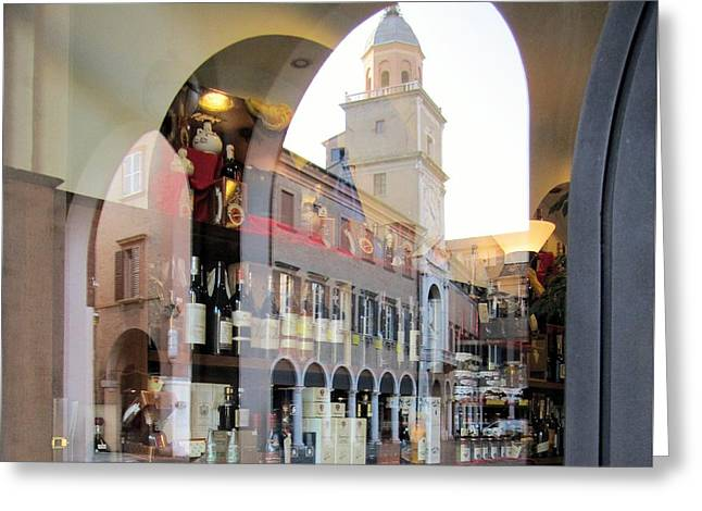Modena, Italy Greeting Card