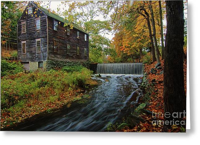 Moffett Mill Greeting Card