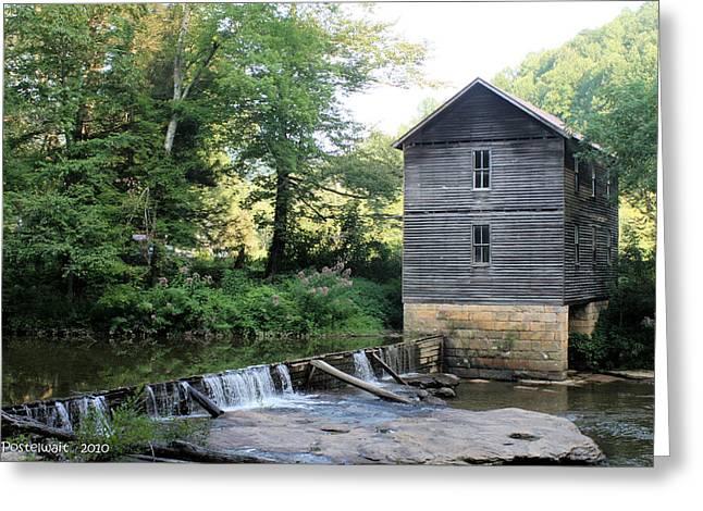 Mollohan Mill 2 Greeting Card