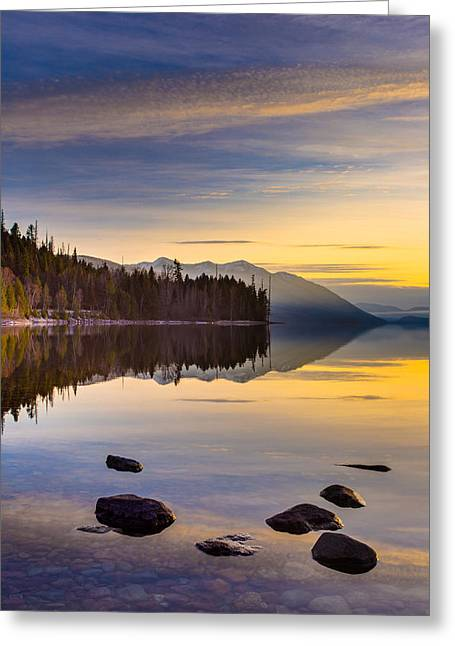Moment Of Tranquility Greeting Card