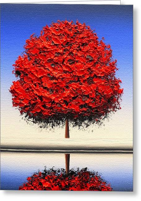 Moments Of Clarity Greeting Card by Rachel Bingaman