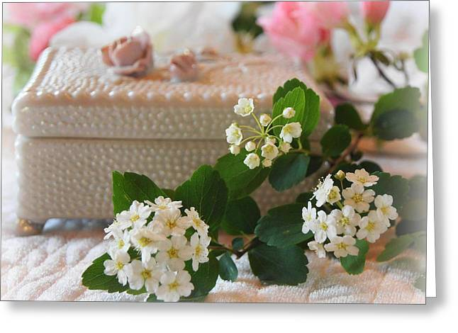 Momento Greeting Cards - Moments to Treasure Greeting Card by Kathy Bucari